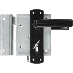 ABUS Aufschraubschloss »ASS SF BB B/SB«, mit schließender Falle und Buntbartschlüssel