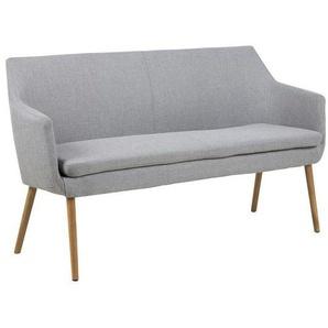 AC Design Nora Sofabank 159cm Hellgrau