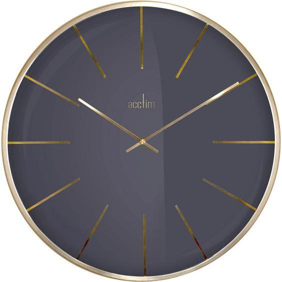 Acctim Wanduhr B/H: 40 cm x goldfarben Wanduhren Uhren Wohnaccessoires