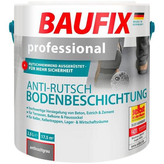 Baufix Acryl-Flüssigkunststoff »Professional«, 2,5 Liter, schwarz