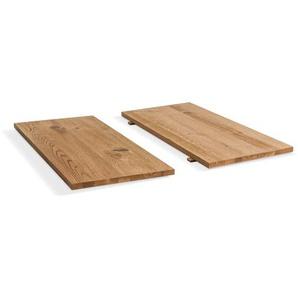 Actona Ansteckplatte, Wildeiche, Holz
