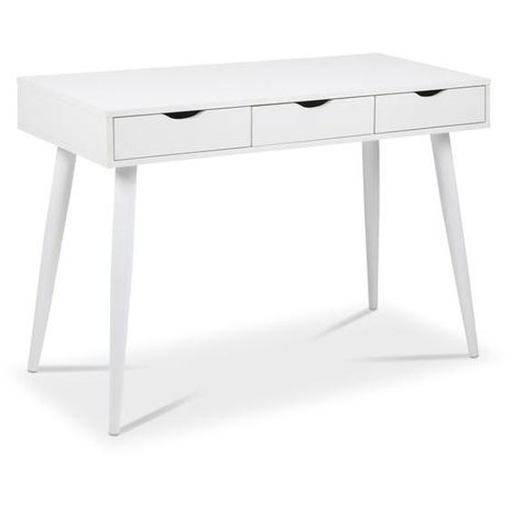 Actona Schreibtisch, Weiß