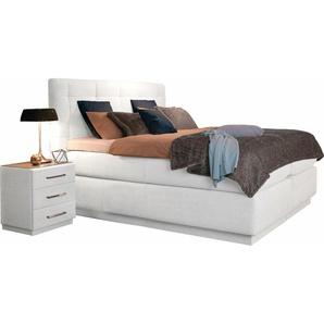 Ada Premium  Amerikanisches Bett  »Base Box«, weiß