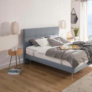 Ada Premium  Amerikanisches Bett  »Teana«, schwarz