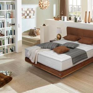 Ada Premium  Boxspring-Bett  »Teana«, schwarz