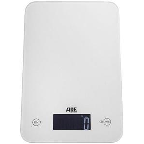 ADE digitale Küchenwaage KE 926 - Slim , Besonders flache Bauhöhe - nur12 mm