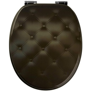 WC-Sitz »Kissen«, Mit Absenkautomatik
