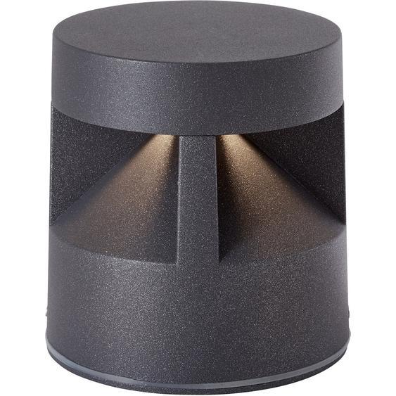 AEG LED-Außensockelleuchte Winslow Nanotechnik 11,5 cm x Ø 10,8 cm EEK: A+