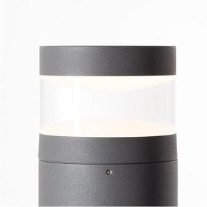 AEG Leuchten Pollerleuchte »Lydon«, LED Außenstehlampe 90cm anthrazit