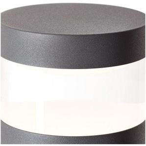 AEG Leuchten Sockelleuchte »Lydon«, LED Außensockellampe 30cm anthrazit