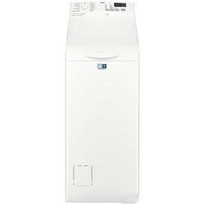 AEG Toplader  L6TB40260 ¦ weiß ¦ Kunststoff, Metall-lackiert ¦ Maße (cm): B: 40 H: 89 T: 60 Elektrogeräte  Waschmaschinen » Höffner