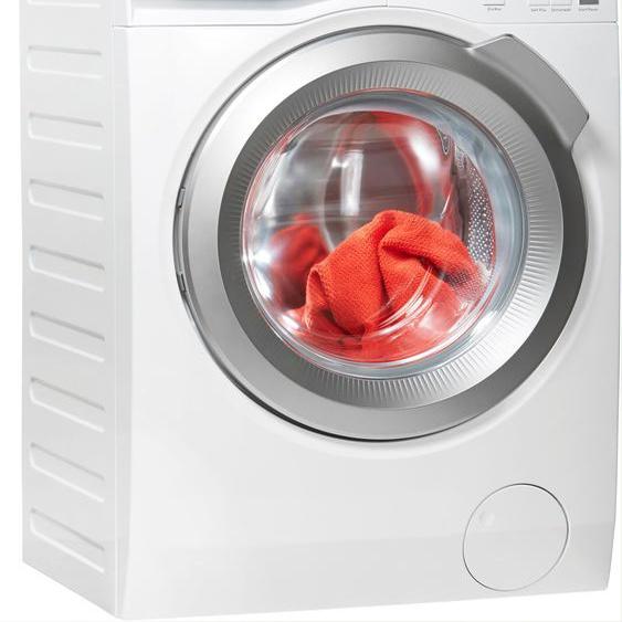 AEG Waschmaschine 6000 L6FBA48, 8 kg, 1400 U/min, ProSense - Mengenautomatik, Energieeffizienz: C