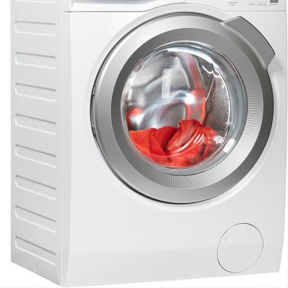 AEG Waschmaschine 6000 L6FBA68, 8 kg, 1600 U/min, ProSense - Mengenautomatik, Energieeffizienz: C