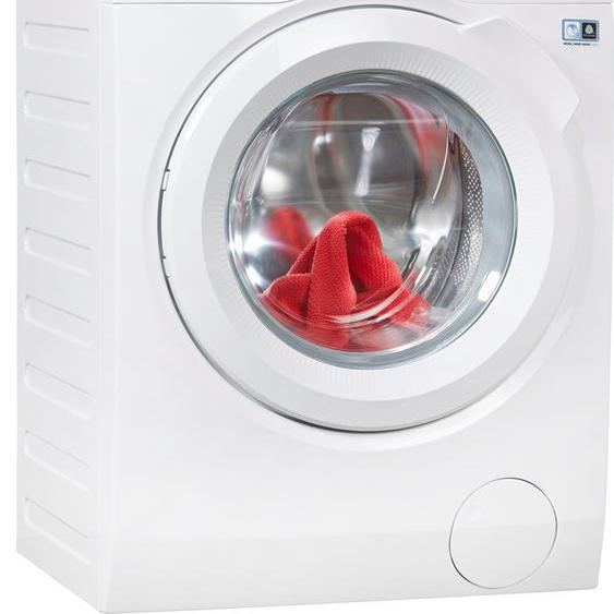 AEG Waschmaschine L6FB48FL, 8 kg, 1400 U/min, ProSense - Mengenautomatik, Energieeffizienz: D
