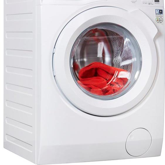 AEG Waschmaschine Serie 6000 L6FB68480, 8 kg, 1400 U/min, mit AutoDose & WiFi Steuerung, Energieeffizienz: C