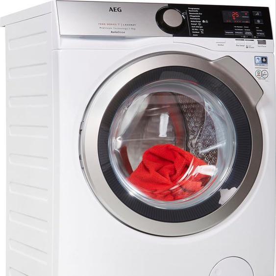 AEG Waschmaschine SERIE 7000 LAVAMAT L7FE78695, 9 kg, 1600 U/min, mit AutoDose & WiFi Steuerung, Energieeffizienz: C