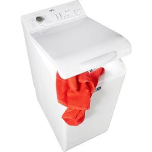 Waschmaschine Toplader L51060TL, weiß, Energieeffizienzklasse: A+++, AEG