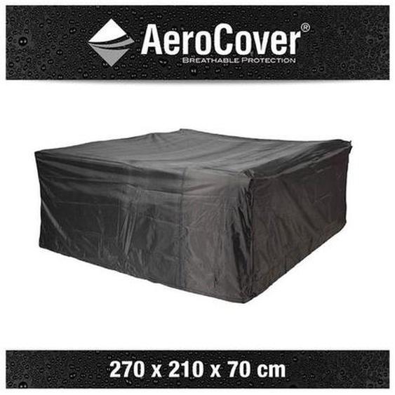 AeroCover Loungesethülle 270x210x70cm Dunkelgrau