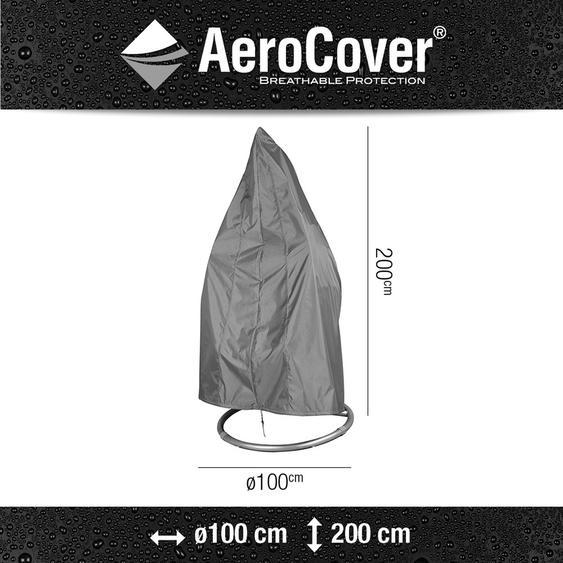 Aerocover Schutzhülle Aerocover Anthrazit Ø 100 cm x 200 cm