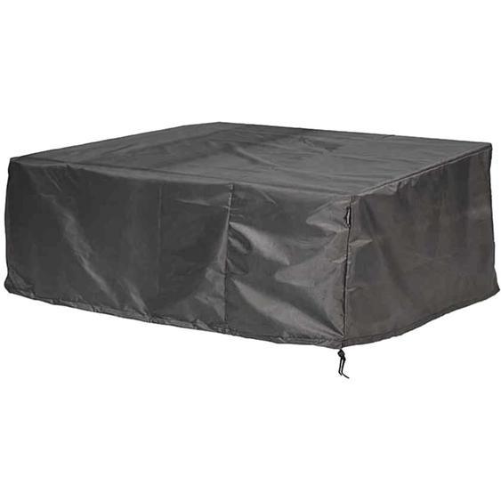 Aerocover Schutzhülle für Lounge-Bank 70 cm x 100 cm x 250 cm Anthrazit