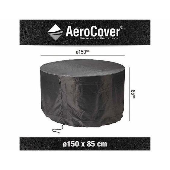 AeroCover Schutzhülle für Sitzgruppen Ø150x85cm Polyester