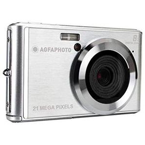 AgfaPhoto DC5200 Digitalkamera 21 Mio. Pixel Silber (DC5200-SIL)