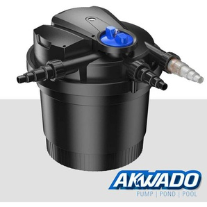 SunSun CPA-5000 Druckteichfilter mit integrierter UVC Einheit 11W für Teiche bis 8000 Liter