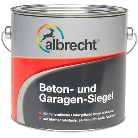 Albrecht Beton- und Garagen-Siegel Steingrau seidenmatt 2,5 l