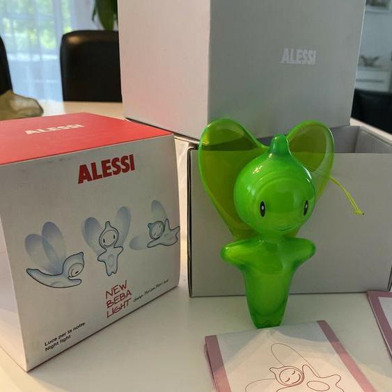 Alessi | Beba Light | Nachtlicht | Grün | Neu | Ovp |