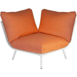 Alexander Rose - Beach Lounge Eckelement - orange - Shell - outdoor