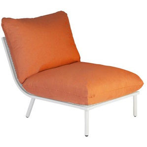 Alexander Rose - Beach Lounge Mittelelement - orange - Shell - outdoor
