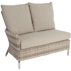 Alexander Rose - Kool Casual Dining Sofa Endelement links - outdoor
