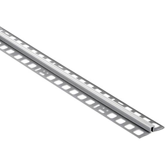 Alfer Dehnfuge PVC grau 2500 x 8 x 10 mm