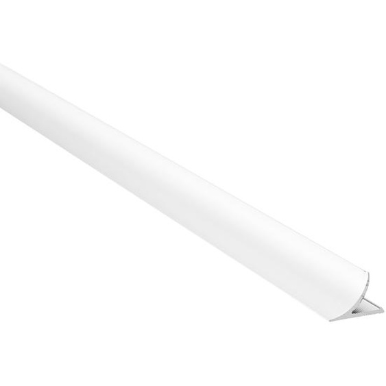 Alfer Randfugenprofil weiß 2500 x 17 mm