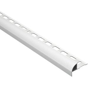 Alfer Treppenkantenprofil silbern 10 x 19,5 x 7,5 mm