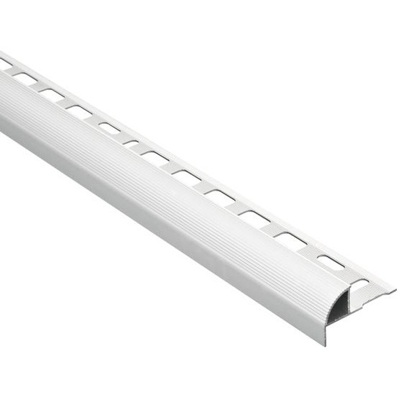 Alfer Treppenkantenprofil silber 10 x 19,5 x 7,5 mm