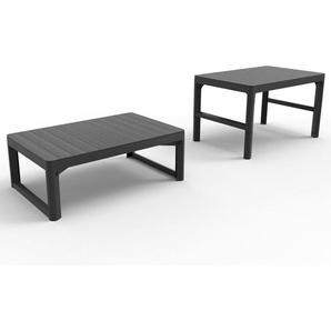 Allibert Tisch »Lyon«, höhenverstellbar von 40 bis 66 cm, aus Polypropylen