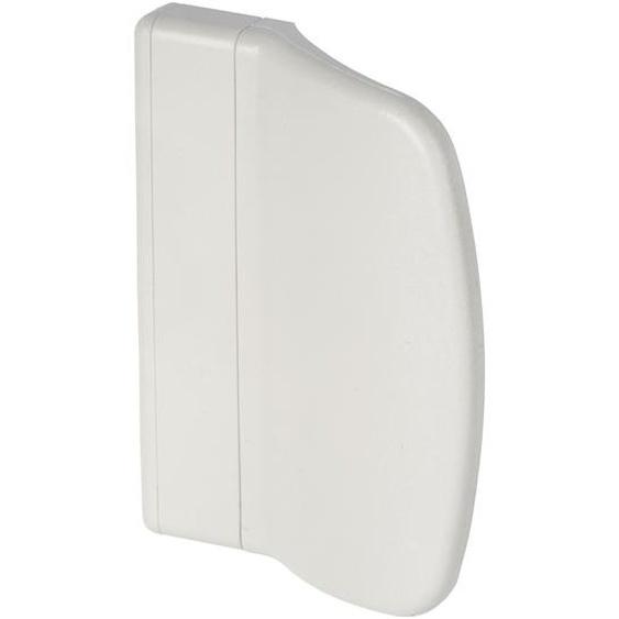 Alpertec Balkontürgriff 7,1 x 5,5 cm weiß