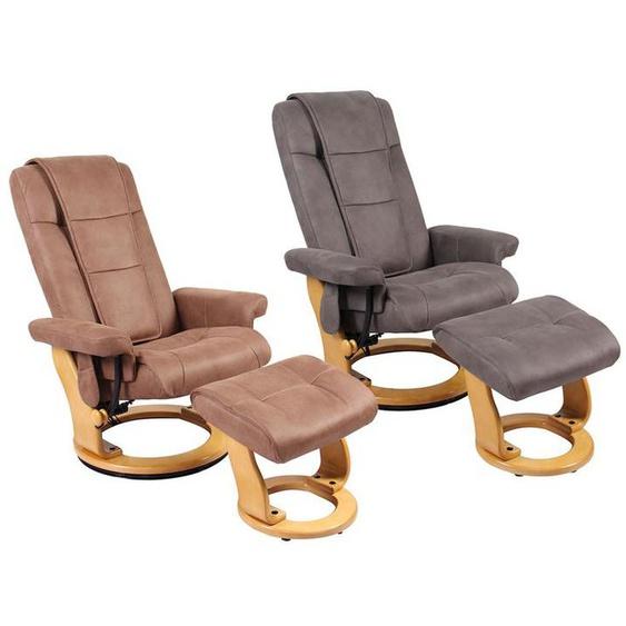 Alpha Techno Massagesessel Komfort »Urlaub Zuhause«