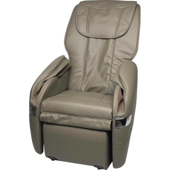 Alpha Techno Massagesessel Relaxfit Kunstleder SOFTLUX® grün Sessel