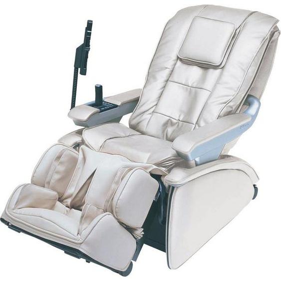 Alpha Techno Massagesessel »Robostic«, mit 10 individuellen, spezialisierten Automatikprogrammen, beige