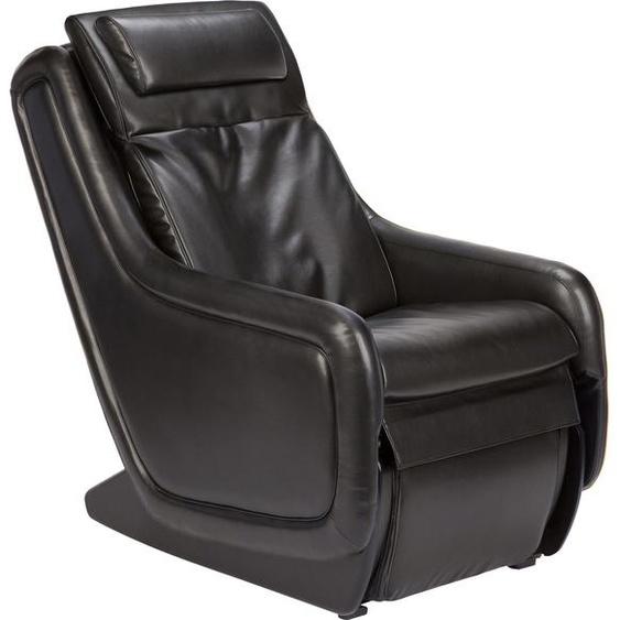 Alpha Techno Massagesessel ZG 650 Kunstleder SOFTLUX® schwarz Sessel