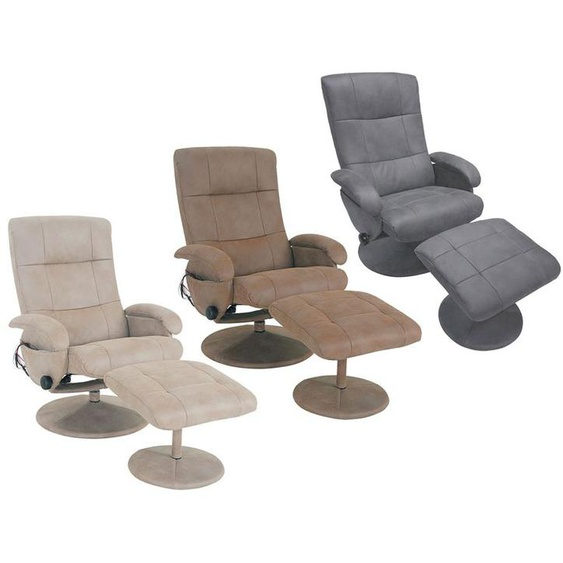 Alpha Techno Relaxsessel Komfort Relaxen leicht gemacht