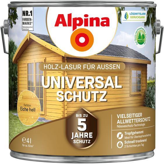 Alpina Universal-Schutz Eiche hell 4 Liter
