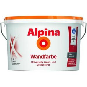 Alpina Wandfarbe weiß 5 l