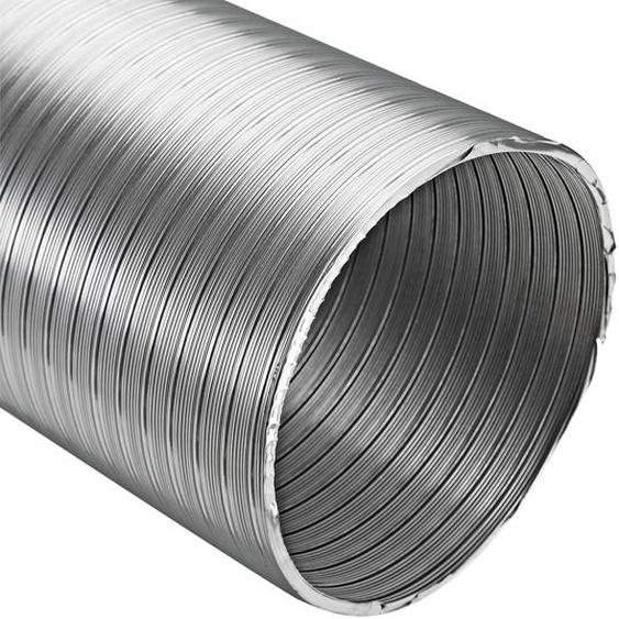 Alu-Flexrohr Ø 100 x 500 - 2500 mm