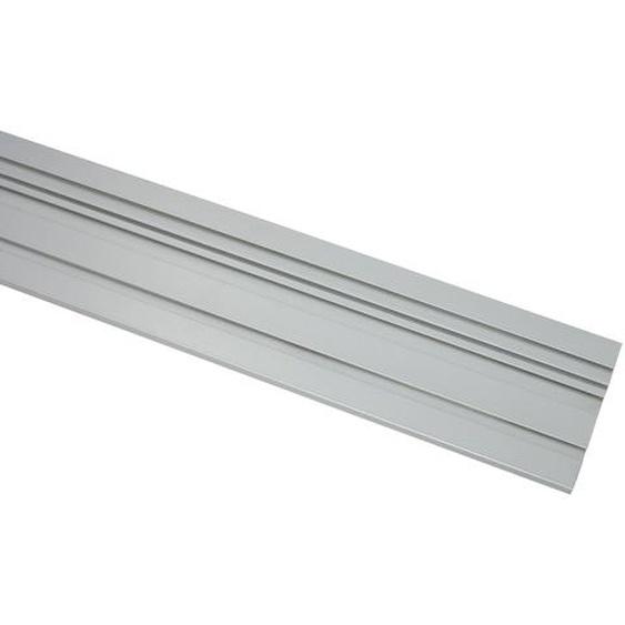 Alu-Schiene 3-lfg. 200cm, alu