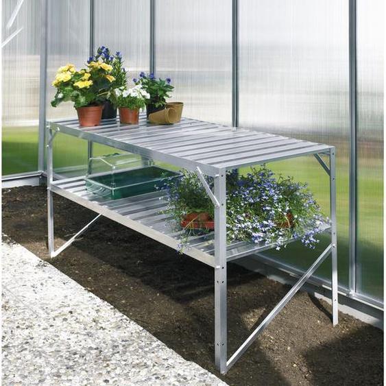 Alu-Tisch 1-Ebene
