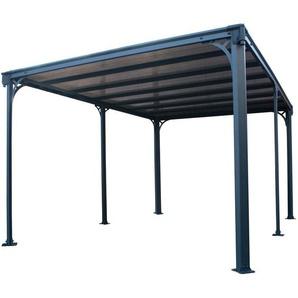 Palram Aluminium Gazebo Pavillon Milano 4300, 436x316 cm
