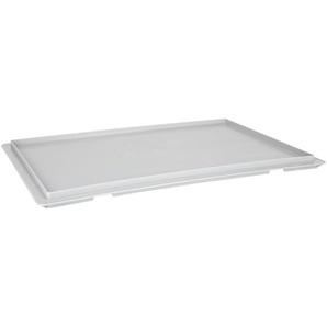 Alutec Auflagedeckel für Eurobehälter 40 x 60 cm